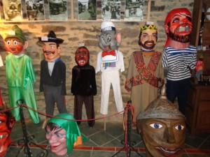 Museo de Gigantes y Cabezudos