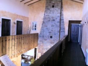 La Hospedería El Pico del Fraile